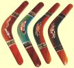 Brigalow boomerangs, 18 inch