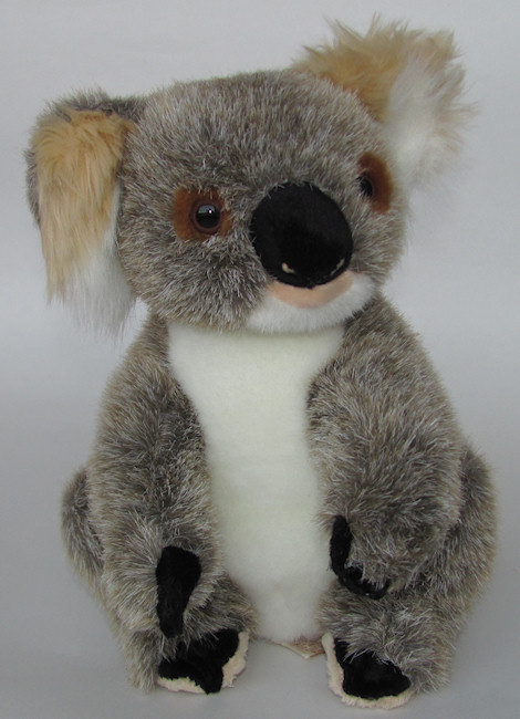 Real looking koala soft toy