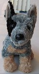 Blue Heeler plush toy