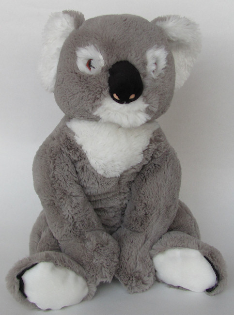 Plush koala soft toy