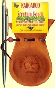 little cute scrotum pouch